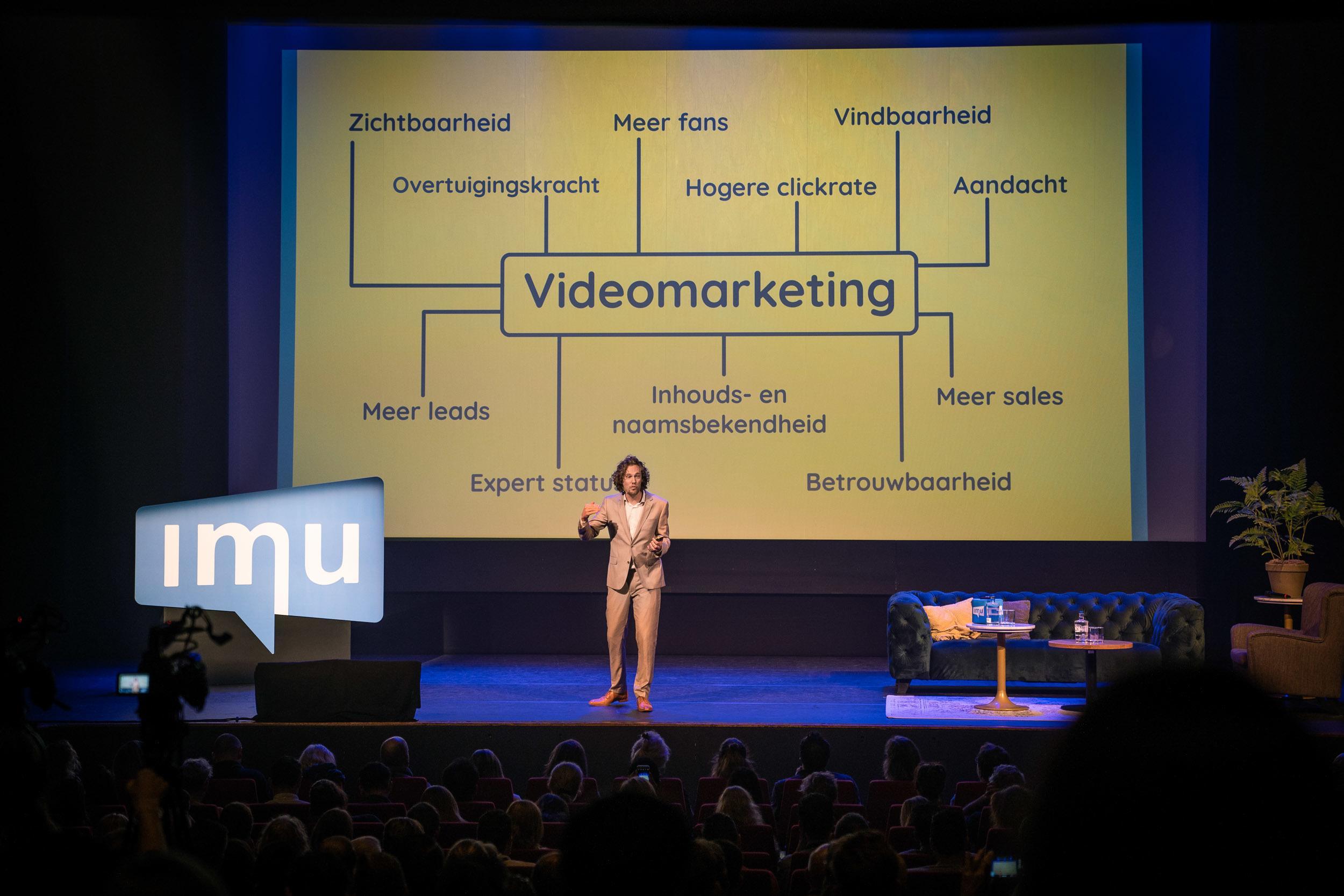 Bart Boonstra Grow Media talk
