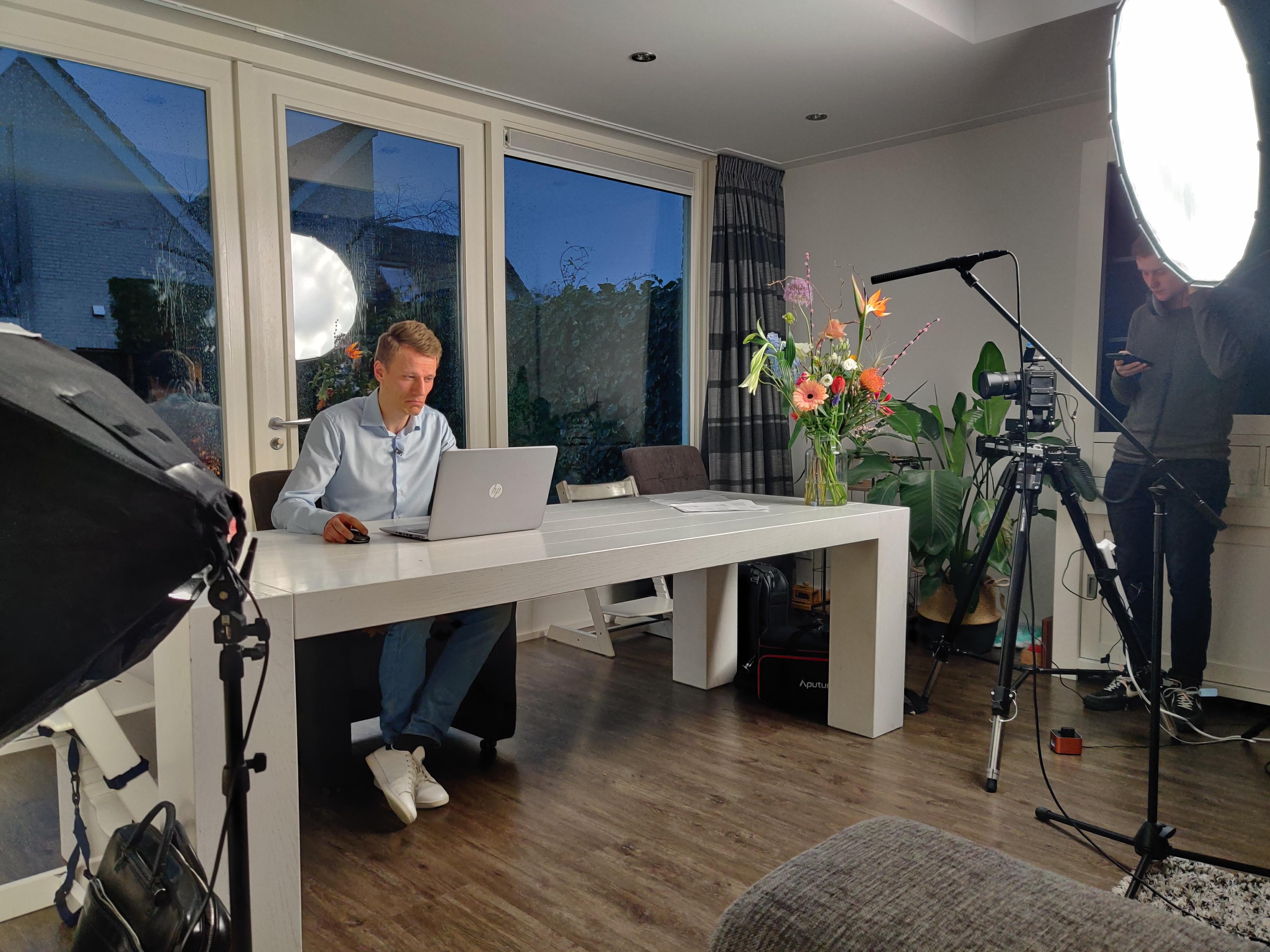 online videocursus laten produceren